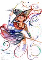 Have a magical 2015 by Naussi