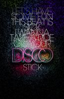 Disco Stick: Take a Ride by Anton101
