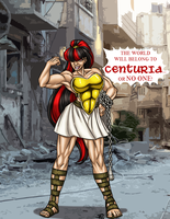 Centuria Cover by ProdigyDuck