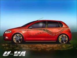 u_va sports by turbocharger