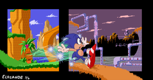Sonic CD submission by Elosande
