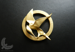 Mockingjay by CorellaStudios