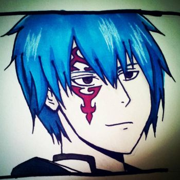 Jellal Fernandes by The-Outcast1