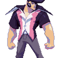 Raimundo Pixel Animated. . by theCHAMBA