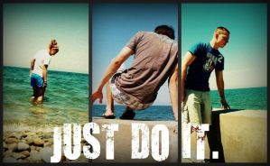 Just do it. by bluemelon103