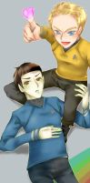 Star Trek into Gayness by koutwin