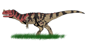 Ceratosaurus n. concept by beastisign