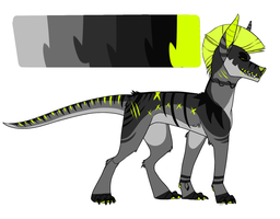 Adoptables Auction CLOSED by EchoAdoptable