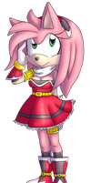 Amy :AT: by Blue-Chica