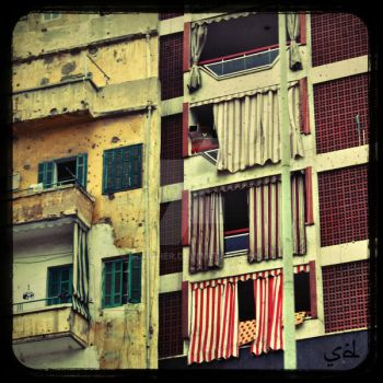 Beirut Scars. by SDagher