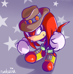 Knuckles smexay hat by Ipun