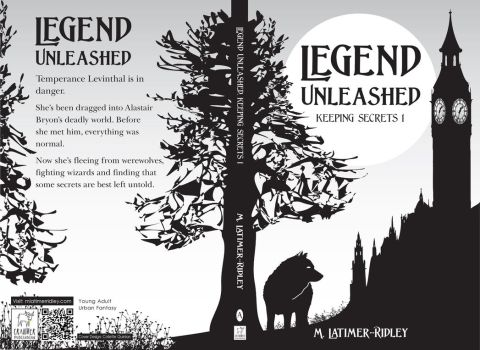 Legend Unleashed (Keeping Secrets, 1)  Chapter 17 by mlatimerridley