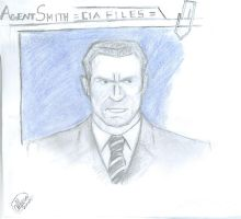Agent Smith by AgentAlpha