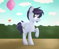 Happy Birthday, Baby. by Balloons504