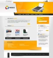 Ink BoX by pixelzeesh by designerscouch