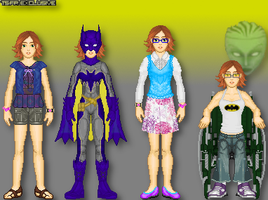 Renverse: Barbara Gordon by TerenceTheTerrible