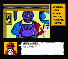 Watchmen NES Faux Screenshot by SSO-Robo