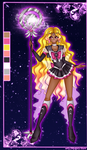 Ref:Sailor Silver Crescent Moon by Mystery-Stars