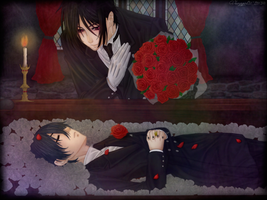 Black Butler : I'll Keep You Safe by Kitty-Vamp