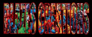 Blazes Creations Marvel Comics by BlazesCreations