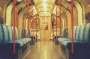 central red tube by gigyago