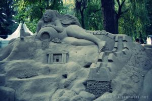 sziget sand 4 by BelialMadHatter