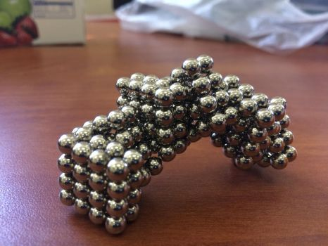 Jumbled Buckyballs Illusion by N1ck19