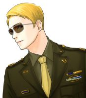 Steve Rogers by takec