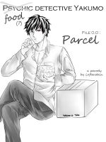 Food Detective Yakumo (COVER) by Lefterstein