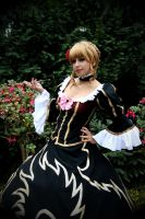 Umineko no naku koro ni- Golden Witch Beatrice #03 by Ama-la