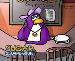 Sugarsweets at Club Penguin by chemapen