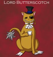 The Demon Lord Butterscotch by Persnicketese