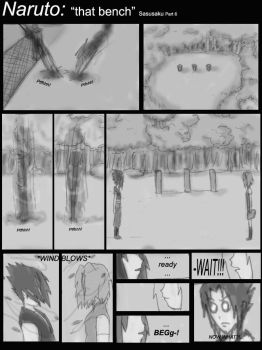 Sasusaku bench part 6 by 1amm1