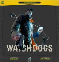 Watch Dogs - ICON v2 by IvanCEs