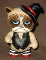 Grumpy Cat Wicked Witch by ReverendBonobo