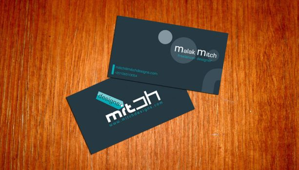 Business card idea by mitch2004