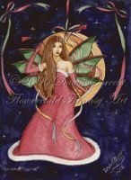 Ornament Faerie-FINISHED by jenely