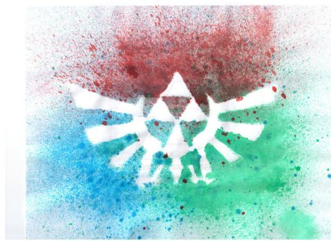 Triforce by Nath-Carr