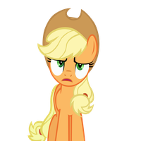 Applejack WTF by punchingshark