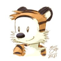Hobbes by aun61