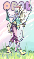 Super Stylish Opal by IDKY-HannahFu