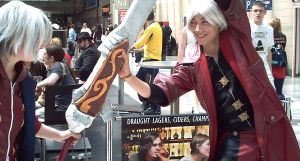 Devil May Cry 4 Dante by smallfry09