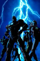 Dark Avengers by Summerset