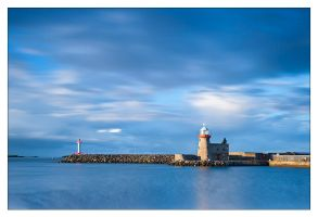 Howth Lighthouse by M-M-X