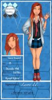Brookview Academy: Lavri by Sarcastic-Bacon