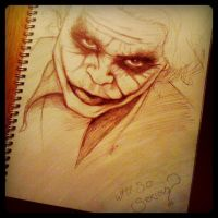 Joker by AdaBerry