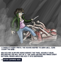 Silent Hill: Promise :710 by Greer-The-Raven