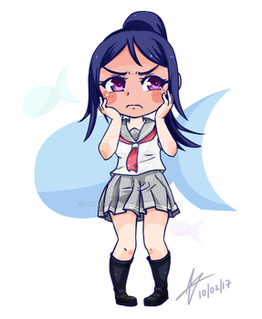 Chibi Kanan by StalkingP