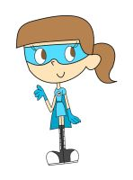 Me in Dexter's Laboratory style by Toongirl18