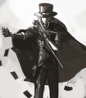 Illusionist by augipaw